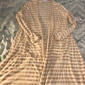 NWT Lularoe long sweater cardigan